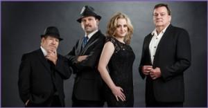 Nelligan O'Brien Payne's band - The Nellotones