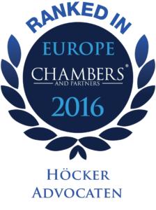 Logo Firm Chambers Europe 2016