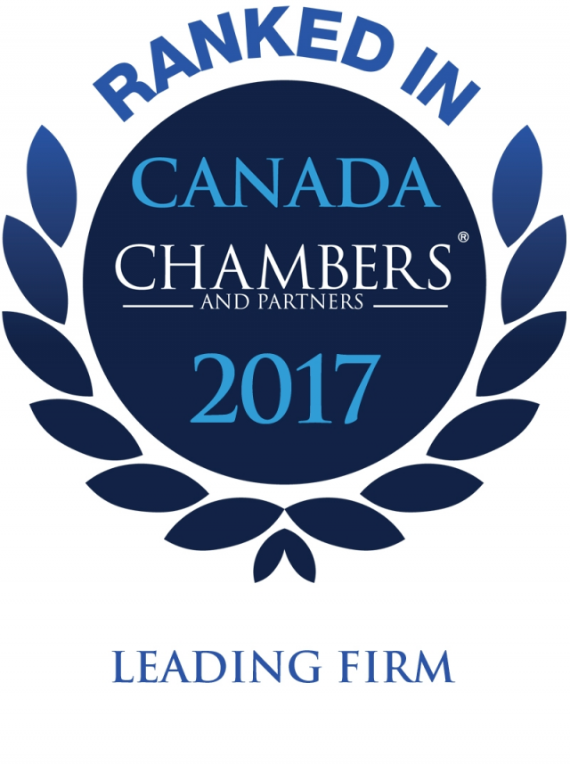 Chambers Canada - Real Estate and Real Estate - Zoning and Land use Logo