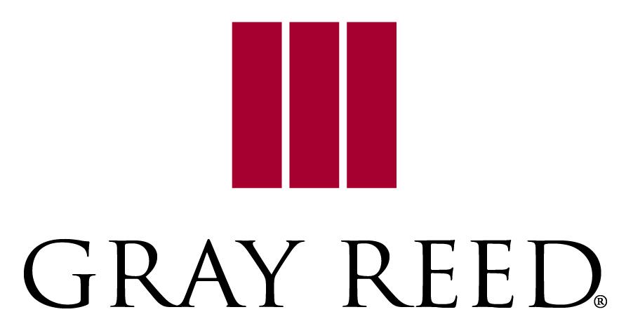 Gray Reed logo